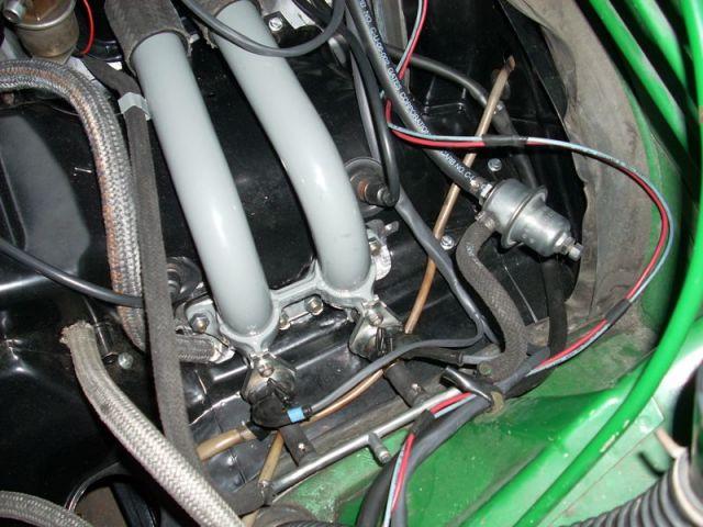 Outstanding 1973 Porsche 914 Custom Wiring Harness Installed Wiring Database Pengheclesi4X4Andersnl